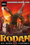 RODAN 1/800 Scale Plastic Model kit by POLAR LIGHTS