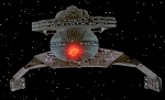 1:350 STAR TREK KLINGON K'TINGA BATTLECRUISER OPTION B from TENACONTROLS